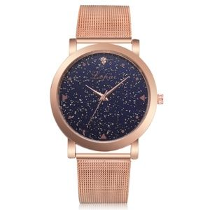 Accessories - ⌚️NEW⌚️ Luxury Stars Stainless Steel Quartz Watch